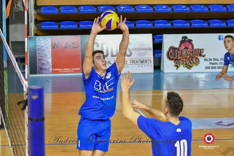 Volley, Blueitaly Pineto si prepara al primo derby della stagione