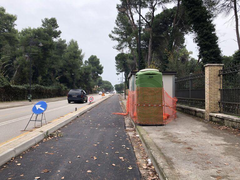 """Pescara, stop alla ciclabile: """"Bloccato sviluppo sostenibile"""""""