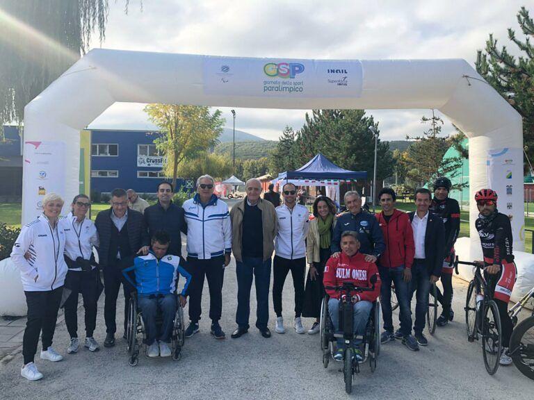 Sport paralimpico: sabato le premiazioni annuali a Teramo