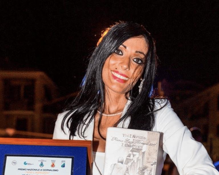 Premio Polidoro alla giornalista montoriese Adele Di Feliciantonio