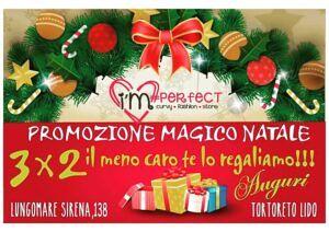 Da I'm #Perfect Curvy Store PROMOZIONE MAGICO NATALE!