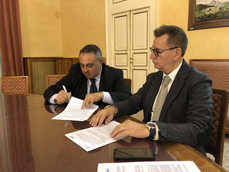 Provincia di Teramo: c'è l'accordo con l'Agenzia regionale per le aree produttive
