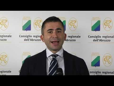 Abruzzo, Paolucci: la giunta tiene nel cassetto leggi importanti VIDEO