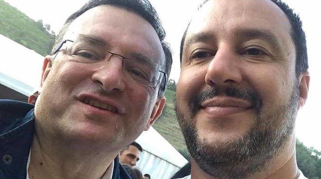 Benigno D'Orazio nominato collaboratore di Pietro Quaresimale