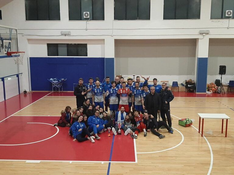 Volley, Blueitaly Pineto vince il primo Trofeo Point Costuzioni – Memorial Giovanni Provvisiero