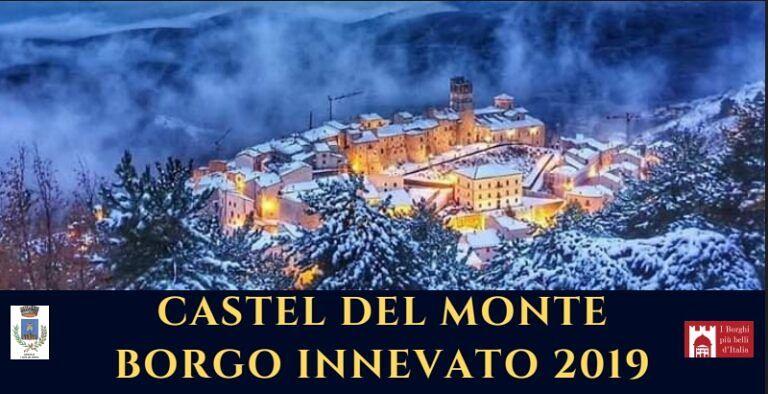 Castel del Monte, torna Borgo innevato: TUTTI GLI EVENTI NATALIZI