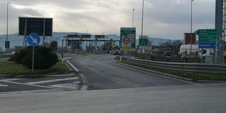 Roseto, Pavone chiede un consiglio straordinario sulla chiusura del casello autostradale