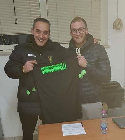 Eccellenza, colpo Castelnuovo: arriva Maurizio Chiacchiarelli