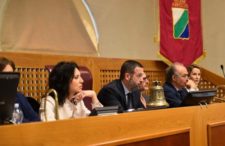 Abruzzo, consiglio regionale: i provvedimenti discussi