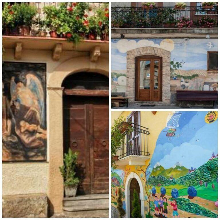 """Casoli di Atri qualificata tra i """"Paesi dipinti"""": finanziamenti dalla Regione Abruzzo"""