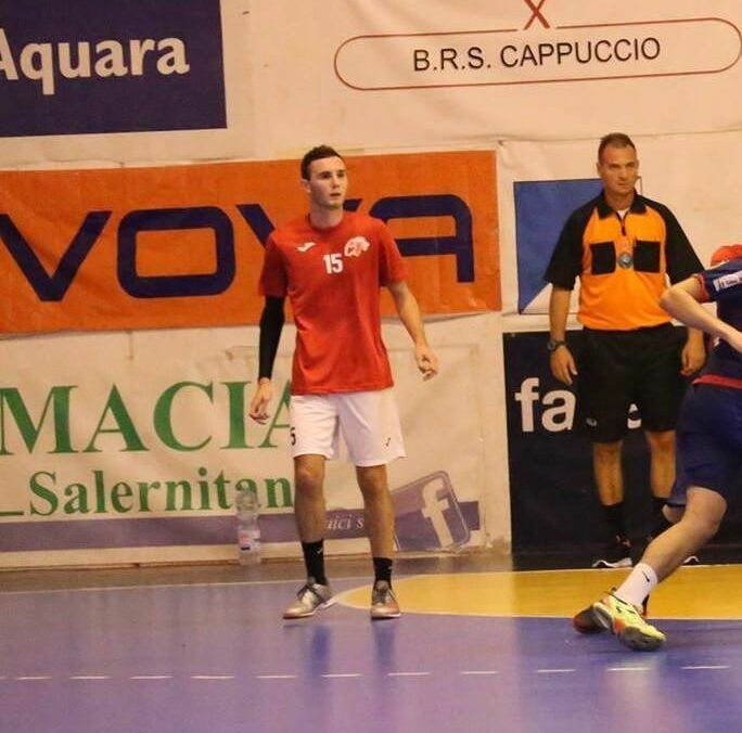 Pallamano, A-2 maschile: la Lions a Benevento per chiudere l'anno in bellezza