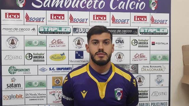 Sambuceto Calcio, l'intervista ad Anzalone