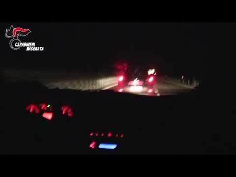 Ladri di auto in trasferta dalla Puglia: fermati gli autori di 36 colpi in Abruzzo, Marche e Romagna VIDEO