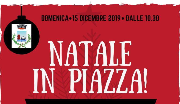 Natale in piazza a Villa Rosa: l'iniziativa