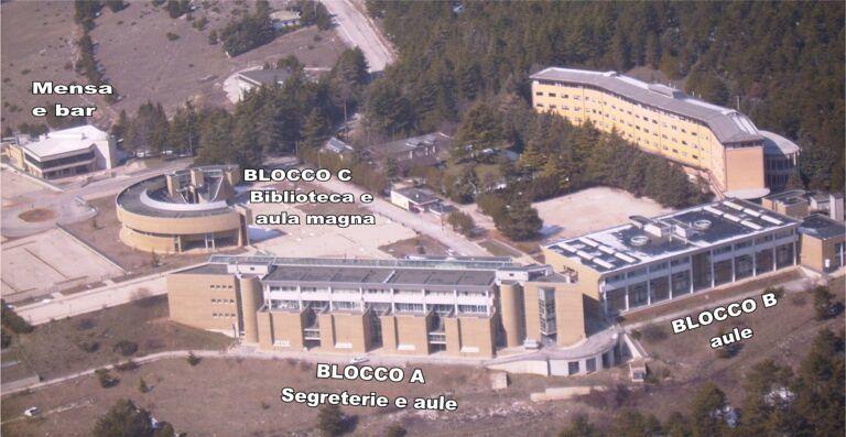 L'Aquila, 50 anni di ingegneria a Roio