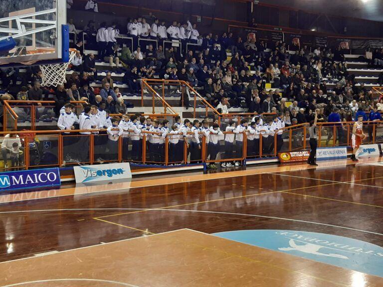 Al Pescara basket il derby contro l'Amatori