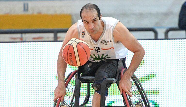 Basket in Carrozzina, l'Amicacci perde in Sardegna e dice (quasi) addio al Final Four di Coppa Italia