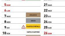Raccolta differenziata, tutte le modifiche per le feste a Giulianova, Teramo e Roseto