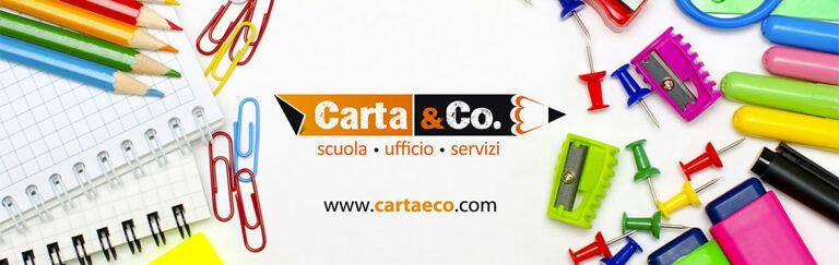 Agende 2020 e tutta la cancelleria di cui hai bisogno da CARTOLERIA CARTA & CO!
