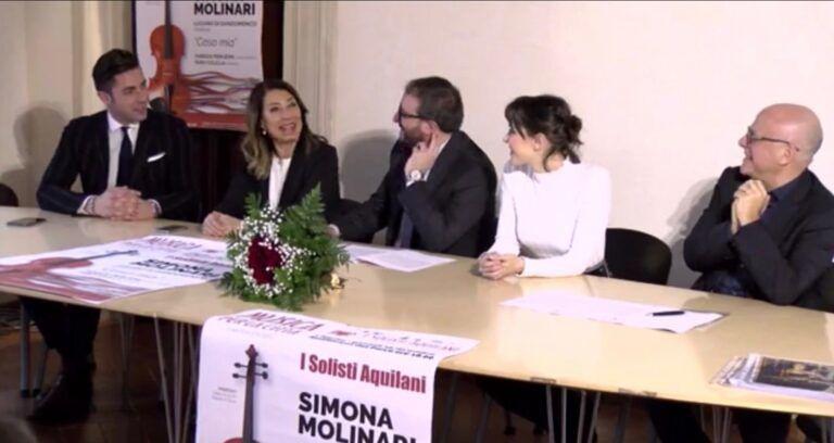 I Solisti Aquilani e Simona Molinari in concerto a Tortoreto