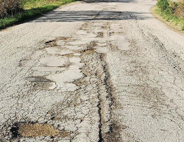 Ancarano, strade poco sicure: il sindaco dà i 30 giorni alla Provincia. Poi le chiuderà al transito FOTO