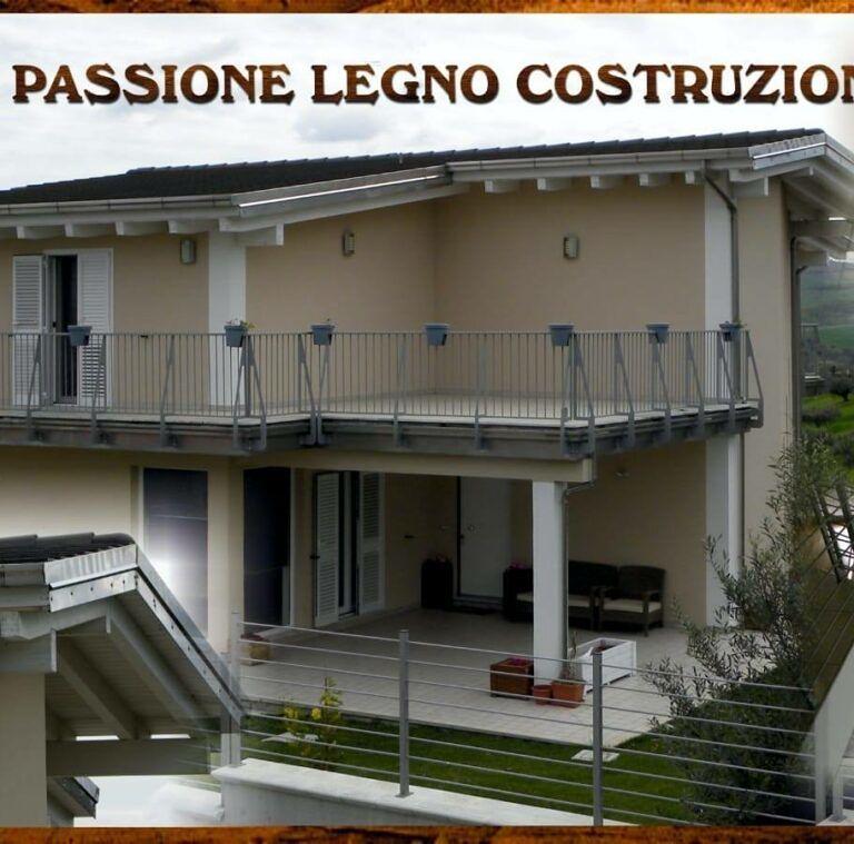 PASSIONE LEGNO COSTRUZIONI Bellante Stazione (TE)