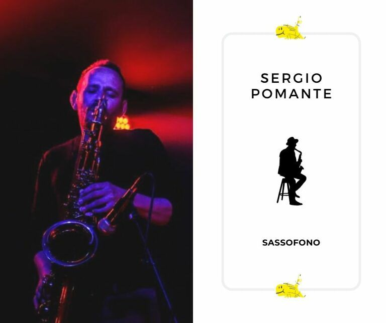 Oggi MUSIC & VOICE ACADEMY ci presenta l' insegnante di Sassofono: Sergio Pomante!