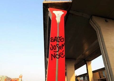 Pescara, la Lega attacca i graffitari, ma è solo Photoshop – FOTO