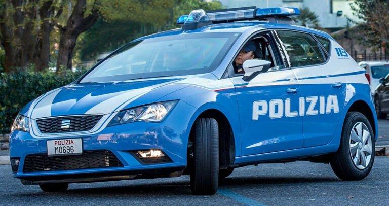 L'Aquila, la polizia ferma un latitante appena tornato dall'Albania