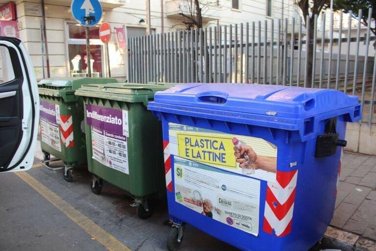 Collecorvino: i rifiuti si gettano con una App