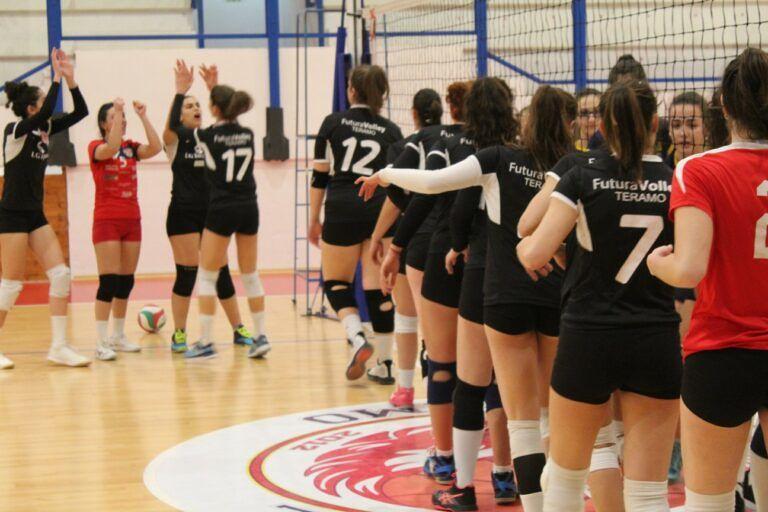 """Coppa Abruzzo Serie C femminile: pass per la Futura Volley Teramo. """"Storica qualificazione"""""""