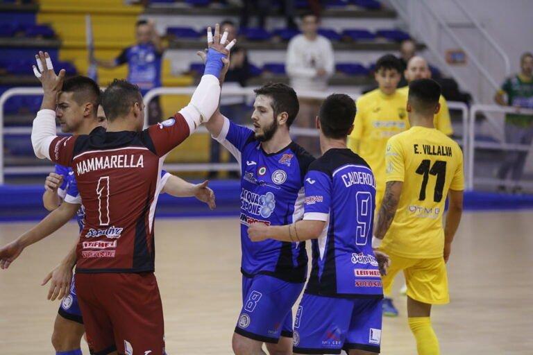 Futsal: Acqua e Sapone da record contro Aniene