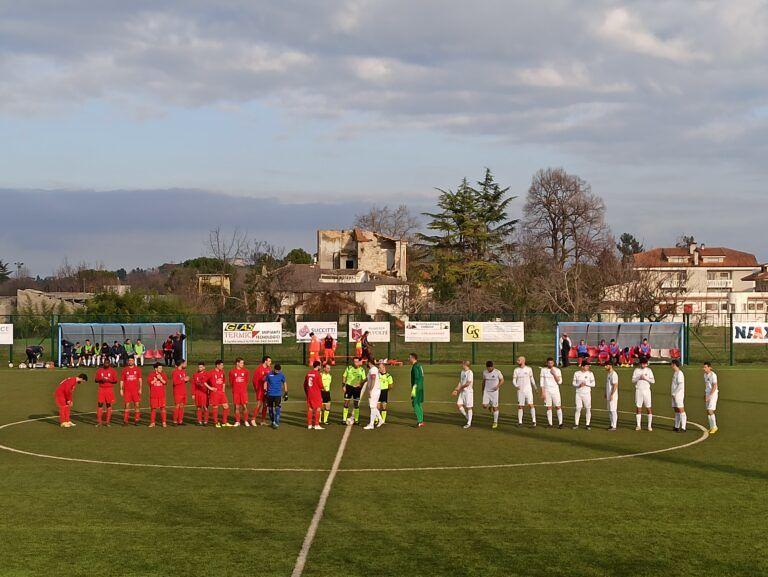 Promozione, il Villa Mattoni perde lo scontro salvezza con il Miano