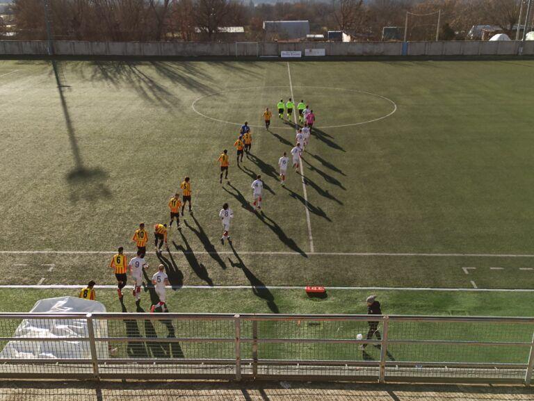 Promozione, la Sant espugna Pizzoli vincendo 2-0