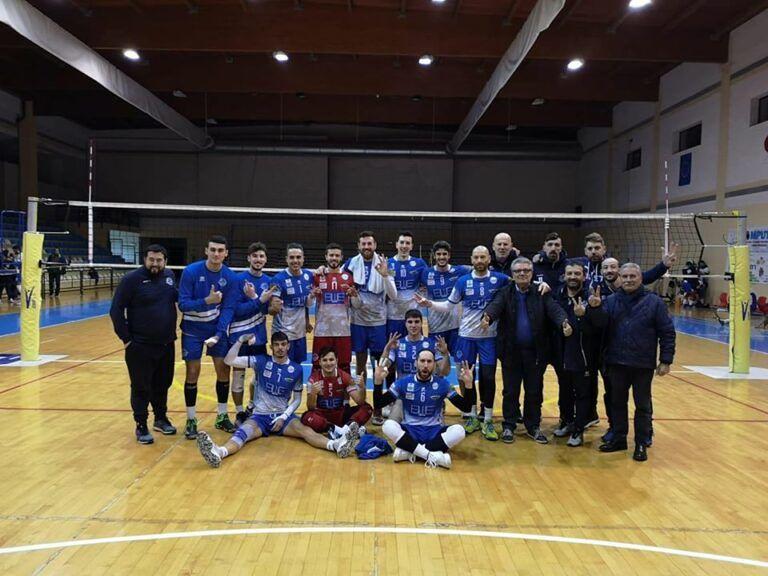 Volley: Blueitaly Pineto recupera e vince a Lucera