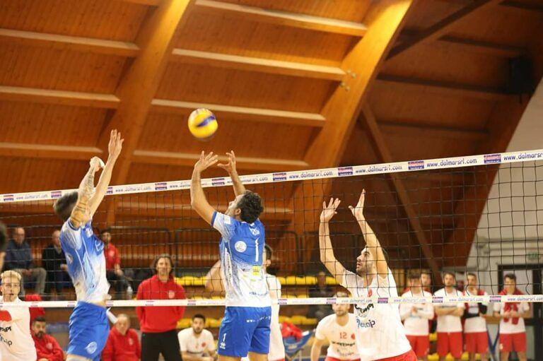 Volley, Blueitaly Pineto si prepara al grande match: scontro al vertice con Bari