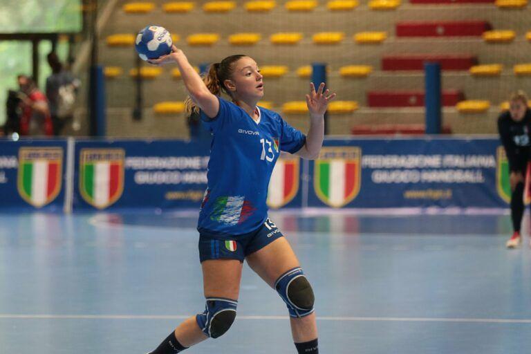 Pallamano, l'Italia femminile a Teramo per le qualificazioni agli EHF EURO 2020