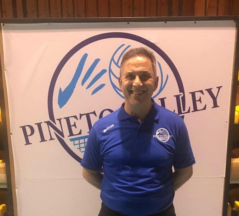 Volley: Blueitaly Pineto dà il benvenuto a coach Rovinelli