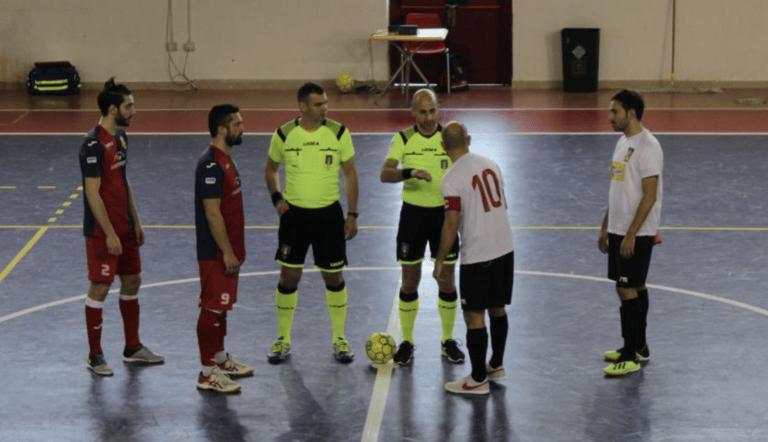 Calcio a 5, altra sconfitta per la Lisciani Teramo: ora è ultima (4-3 per il Bucchianico)
