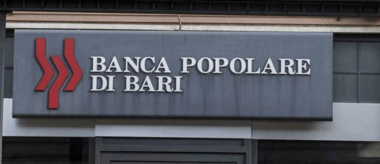 Commissariamento Pop Bari, Federconsumatori pronta a costituirsi parte civile