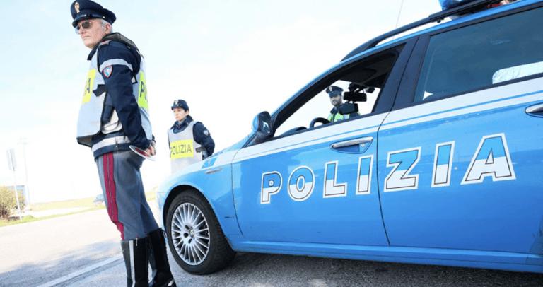 Pescara, camionista finge il riposo ma viaggia sull'autostrada: multa di 1700 euro