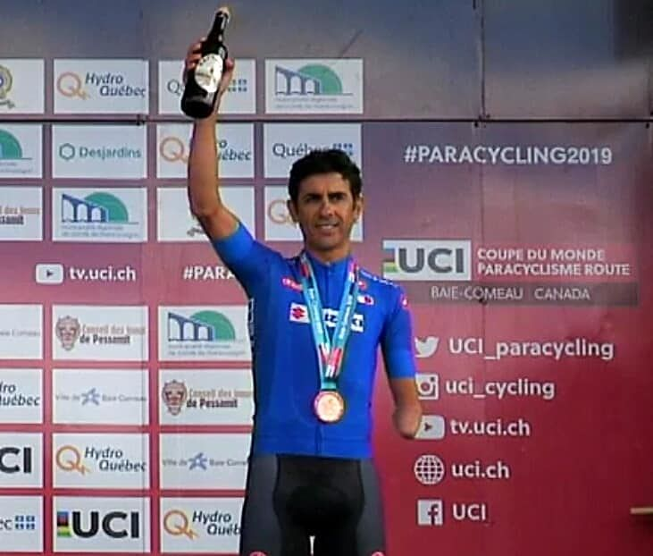 Ciclismo, il Team Go Fast riabbraccia Pierpaolo Addesi