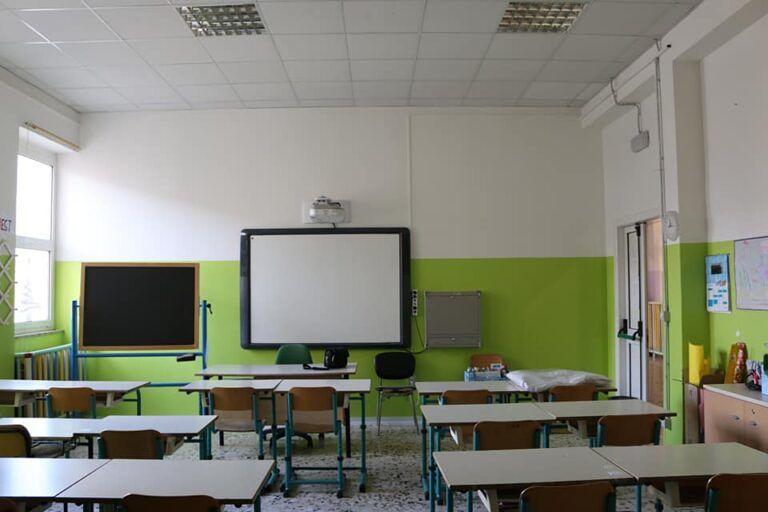 Tortoreto, miglioramento acustico nella scuola primaria: ultimato l'intervento