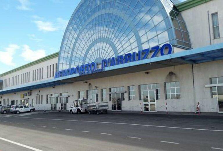 Aeroporto d'Abruzzo: raddoppiato il volo Pescara-Milano