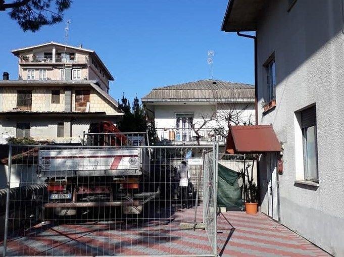 Martinsicuro, ascensore ufficio servizi sociali: partiti i lavori