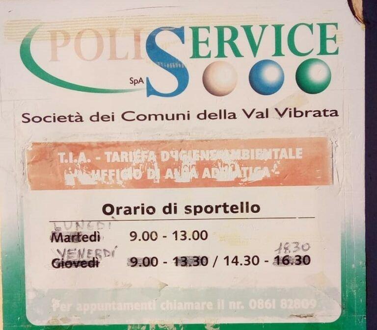 Alba Adriatica, difficoltà per ritirare le buste della differenziata: la protesta