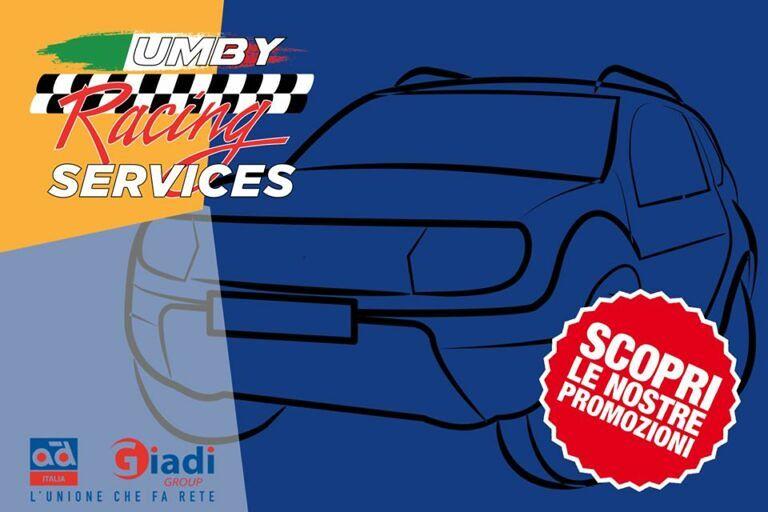 Da UMBY RACING SERVICE il tagliando per la tua auto costa il 30% in meno rispetto alle altre officine! SEMPRE…