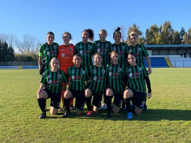 Il Chieti Calcio Femminile perde il derby con le Free Girls