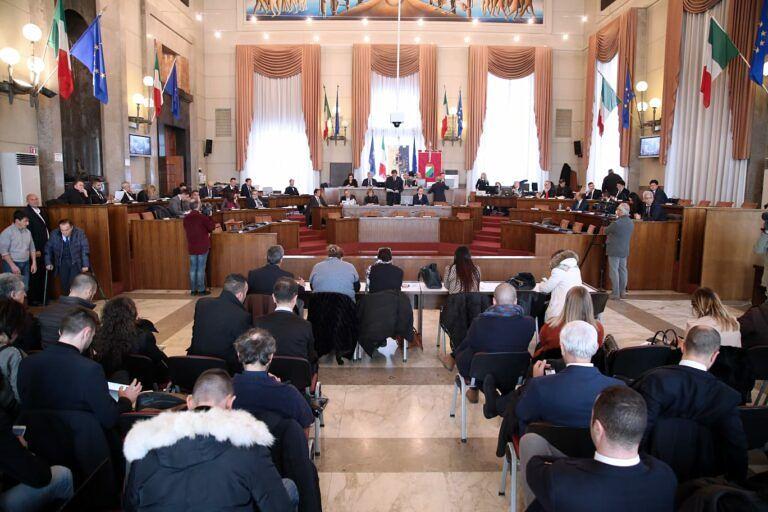 Consiglio regionale: approvata la legge per la liquidazione del Ciapi