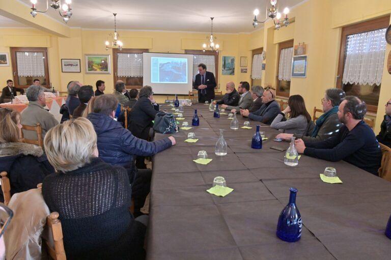 Rilancio Passolanciano-Mammarosa: presentato il progetto VIDEO
